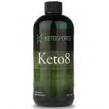 Keto8 (brain octane C8)