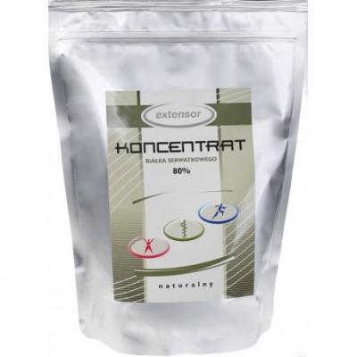 KONCENTRAT 80 - koncentrat białka serwatkowego