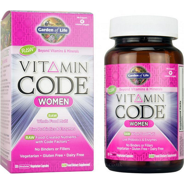 Vitamin Code RAW Women