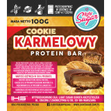 Karmelowy Cookie Protein Bar