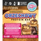Orzechowy z karmelem Protein Bar