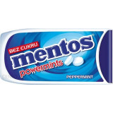 MENTOS Powermints Peppermint Sugar Free