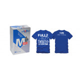 Flex Wheeler M-Pak Pro + T-shirt Full Of Testosterone