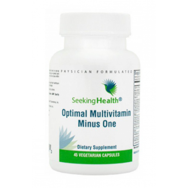 Optimal Multivitamin Minus One