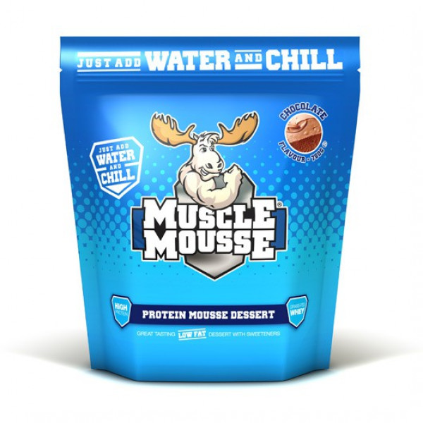 Muscle Moose Dessert