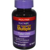 My Favorite Multiple Vitamin without Iron
