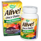 Alive Once Daily Multi Vitamin