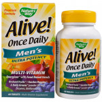 Alive Once Daily Mens Ultra Potency