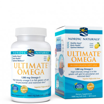 Ultimate Omega 1280mg