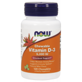 Vitamin D-3 5000 IU (chewables with xylitol)