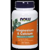 Magnesium & Calcium (with Zinc & D3)