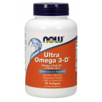 Ultra Omega 3 with Vitamin D3