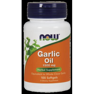 Garlic Oil 1500mg