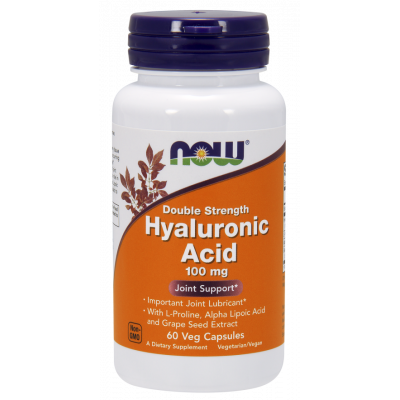 Hyaluronic Acid 100mg (with antioxidants)