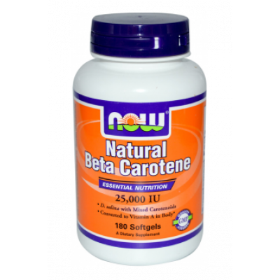 Natural Beta Carotene