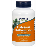 Calcium D-Glucarate 500 mg Veg Caps