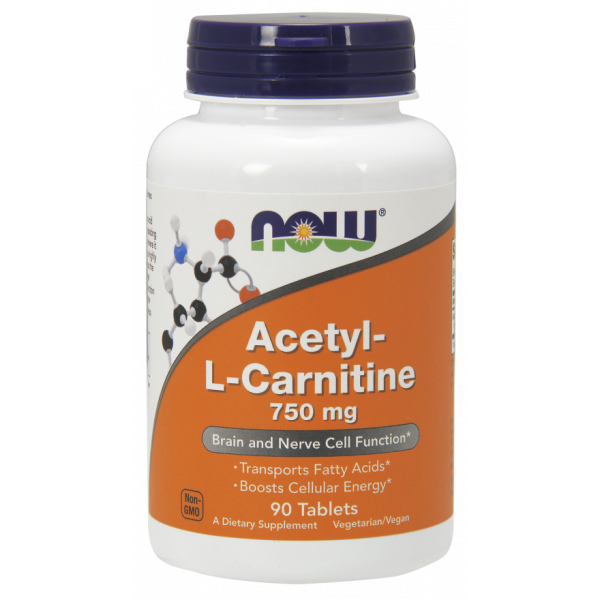 Acetyl-L Carnitine 750 mg Tablets ALC