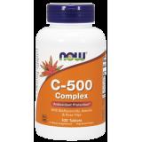 C-500 Complex (with Rose & Biovoflanoids & Acerola & Rutin)