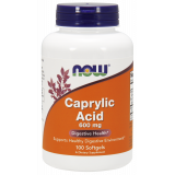Caprylic Acid 600mg