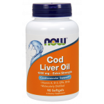 Cod Liver Oil Extra Strength