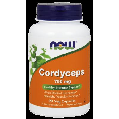 Cordyceps 750mg
