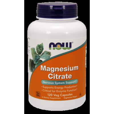 Magnesium Citrate (caps)