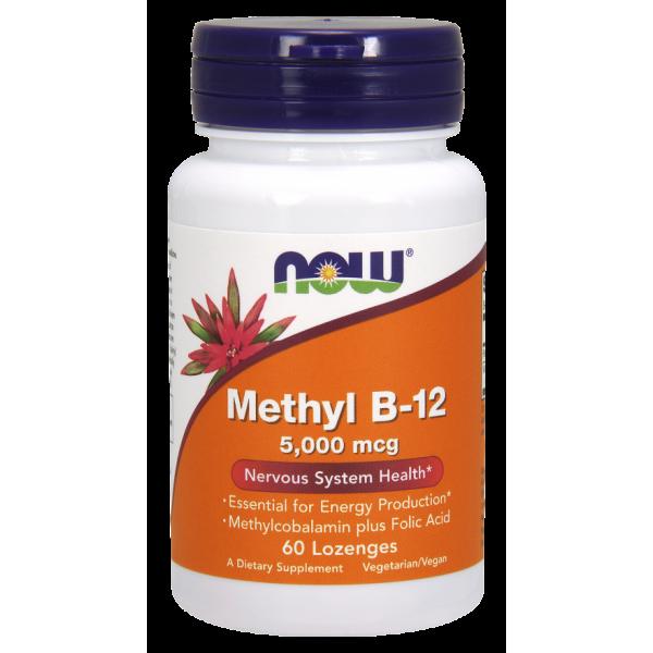 Methyl B-12 5000mcg (B12)