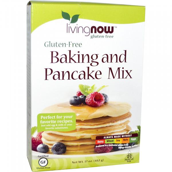 Baking and Pancake Mix Gluten Free