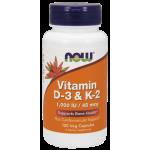 Vitamin D-3 K2 1000 IU