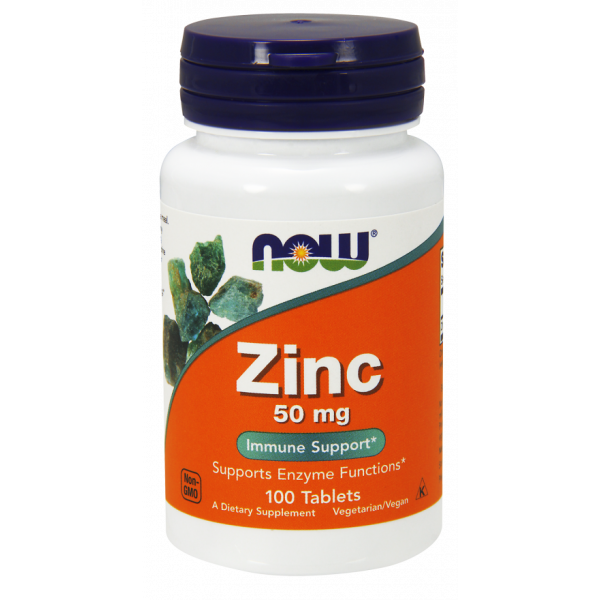 Zinc Gluconate 50 mg (cynk)