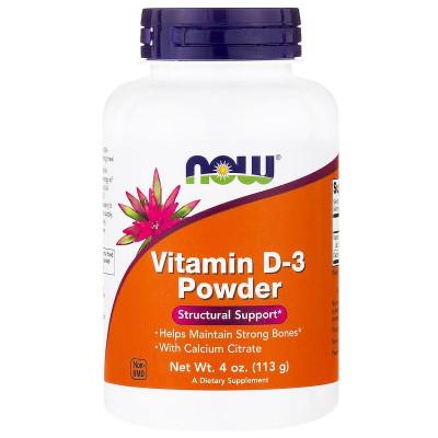 Vitamin D-3 Powder with Calcium Citrate