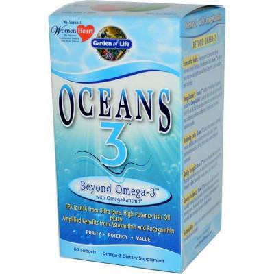 Oceans 3 -  Beyond Omega-3