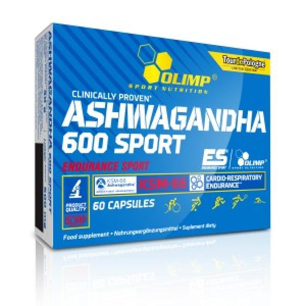 Ashwagandha 600 Sport (ksm-66)