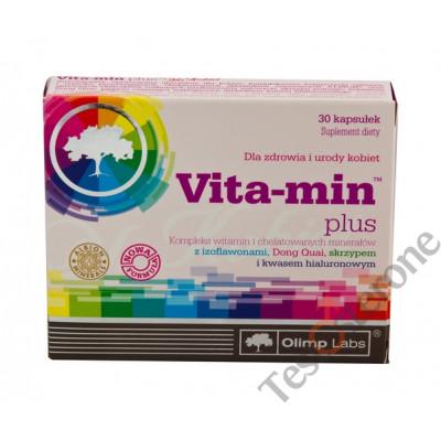 Vita-Min Plus dla kobiet