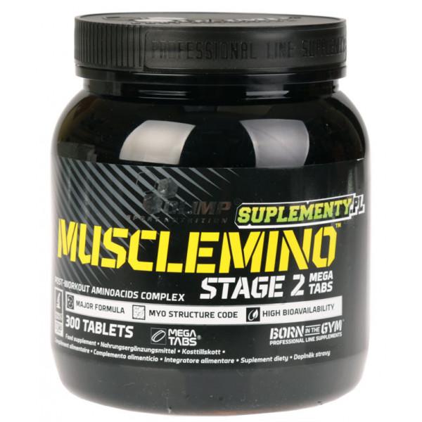 Muscleamino Stage 2 Mega Tabs