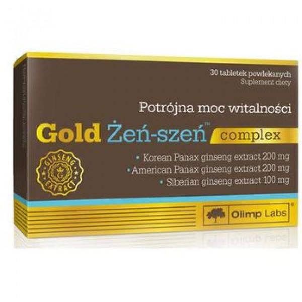 Gold Żeń Szeń Complex