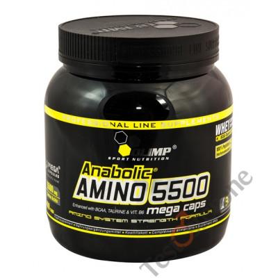 olimp amino anabolic 5500 dawkowanie