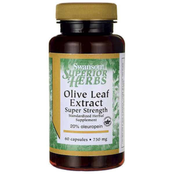 Olive Leaf Extract 750mg