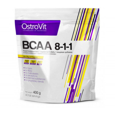 BCAA 8-1-1 - pure