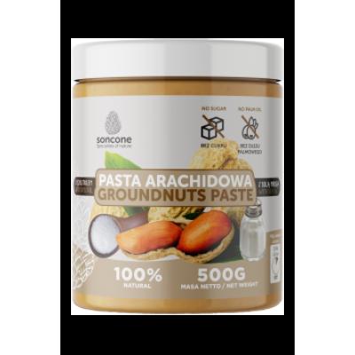 Pasta Arachidowa Crunchy z ksylitolem