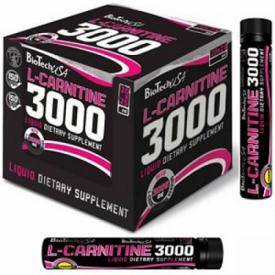 L-Carnitine 3000 ampule