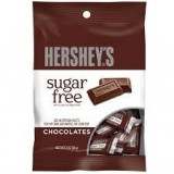 Hersheys Sugar Free Milk Chocolate Bag (czekolada bez cukru)