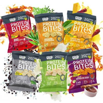 Chipsy Protein Bites