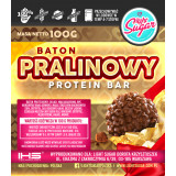Pralinowy Protein Bar