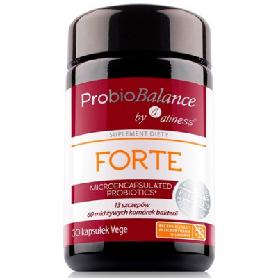 Aliness ProbioBALANCE FORTE  60 mld