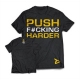 T-Shirt PUSH HARDER
