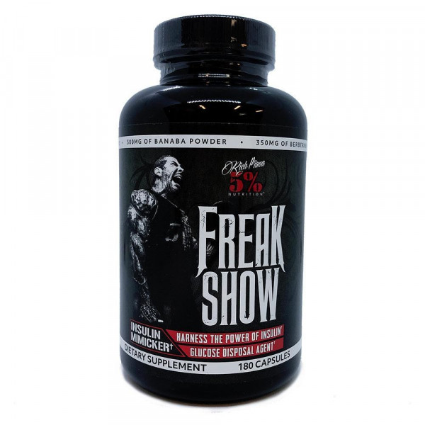 Freak Show (glycolog clone)