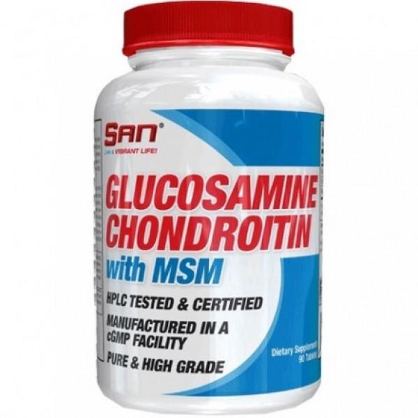 Glucosamine Chondroitin with MSM