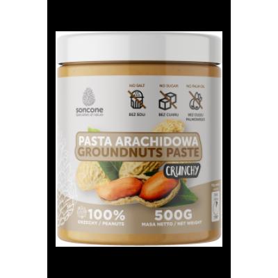 Pasta Arachidowa Crunchy