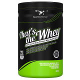 THATS THE WHEY 100% GOAT & SHEEP PREMIUM WHEY PROTEIN BLEND